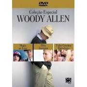COLEÇÃO ESPECIAL WOODY ALLEN - 3 FILMES DVD