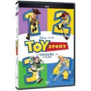 COLEÇÃO TOY STORY (4 FILMES) (QTD: 4) - DVD