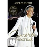 Concerto One Night In Central - Andrea Bocelli DVD