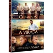 CORAJOSOS / A VIRADA / O PODER DA GRAÇA
