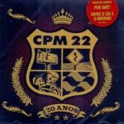 CPM 22  20 Anos CD