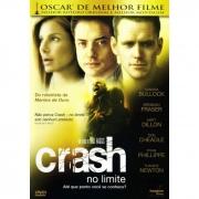 CRASH - NO LIMITE - DVD