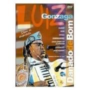 DANADO DE BOM - LUIZ GONZAGA DVD