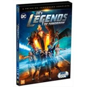 DC'S LEGENDS OF TOMORROW - 1ª TEMPORADA DVD