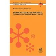 Democratizar a democracia: os caminhos da democracia participativa