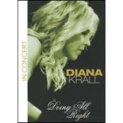 DIANA KRALL IN CONCERT - DVD