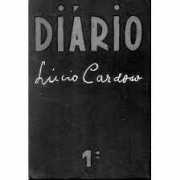 Diário I. Lúcio Cardoso (dedicatória autografada)