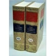 Diccionario de la Lengua Espanola. 2 volumes