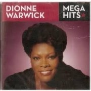 Dionne Warwick - Mega Hits CD