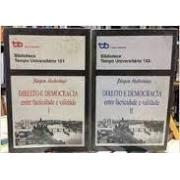 Direito e democracia entre facticidade e validade. Volumes I e II