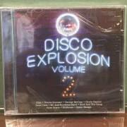 Disco Explosion Volume 2 CD
