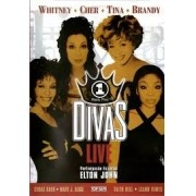 DIVAS LIVE - 99 C/ELTON JOHN (DVD)