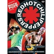 DVD Red Hot Chili Peppers - Rock Pott 2012