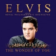 Elvis* With The Royal Philharmonic Orchestra ‎– The Wonder Of You CD