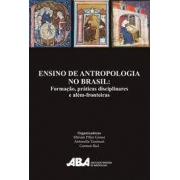ENSINO DE ANTROPOLOGIA NO BRASIL