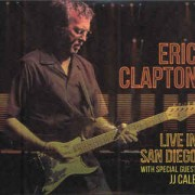 Eric Clapton – Live In San Diego (With Special Guest JJ Cale) CD