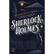 Escândalo na Boêmia e outros contos clássico de Sherlock Holmes