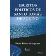 ESCRITOS POLITICOS DE SANTO TOMAS DE AQUINO