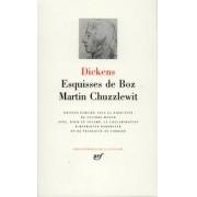 ESQUISSES DE BOZ - MARTIN CHUZZLEWIT