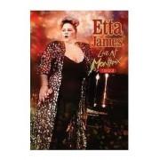 ETTA JAMMES - LIVE AT MONTREAUX - 1993 DVD
