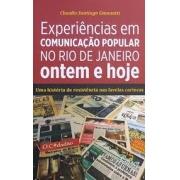 Experiências em comunicação popular no Rio de Janeiro ontem e hoje