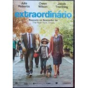 EXTRAORDINÁRIO - DVD