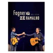 FAGNER E ZÉ RAMALHO AO VIVO- DVD