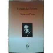 Fernando Pessoa. Obra em prosa