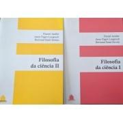 FILOSOFIA DA CIENCIA (2 VOLUMES)