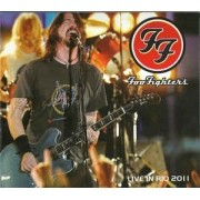 Foo Fighters ‎– Live In Rio 2011 CD