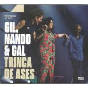 Gil, Nando & Gal – Trinca De Ases CD