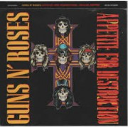 GUNS N' ROSES - APPETITE FOR DESTRUCTION - CD