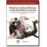 História e cultura africana e afro-brasileira na Escola