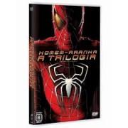 HOME-ARANHA A TRILOGIA DVD