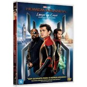Homem-Aranha Longe de Casa DVD