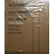 Houyhnhmms ( 3 livros em box).  Sustos Lentos, Noemi Jaffe. Ensaio fotográfico, Mauro Restiffe. Estação Pinaciteca