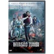 INVASÃO ZUMBI DVD