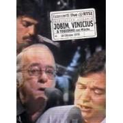 JOBIM. VINÍCIUS & TOQUINHO COM MIÚCHA DVD