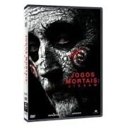 Jogos Mortais: Jigsaw - DVD