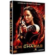 Jogos Vorazes: Em Chamas DVD