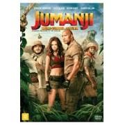 Jumanji: Bem Vindo À Selva - DVD