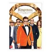KINGSMAN: O CÍRCULO DOURADO DVD