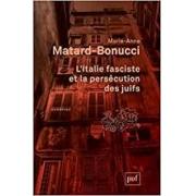 L'Italie fasciste et la persécution des juifs