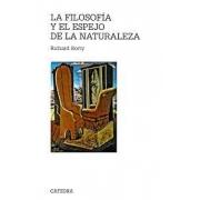 La filosofia y el espejo de la naturaleza