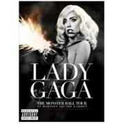 LADY GAGA PRESENTS THE MONSTER BALL TOUR AT MADISON SQUARE GARDEN DVD