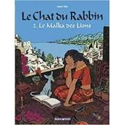 LE CHAT DU RABBIN: 2 - LE MALKA DES LIONS