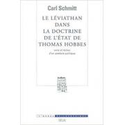 Le léviathan dans la doctrine de l'état de Thomas Hobbes