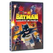 LEGO DC BATMAN ASSUNTO DE FAMÍLIA - DVD