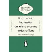 Lima Barreto: impressões de leitura e outros textos críticos