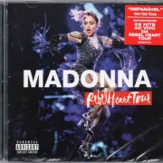 Madonna ‎– Rebel Heart Tour CD Duplo